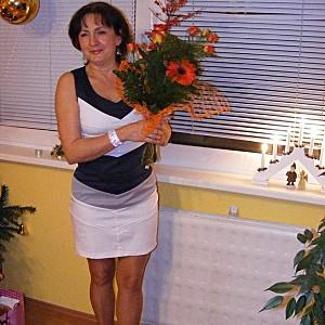 Žena 58 rokov Galanta