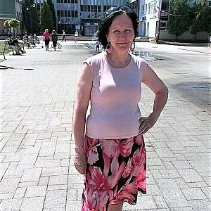 Žena 62 rokov Michalovce