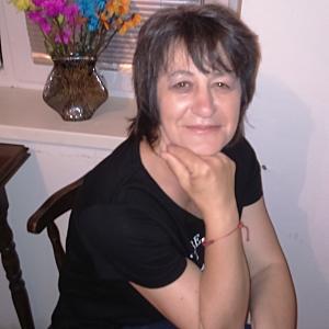 Žena 53 rokov Galanta