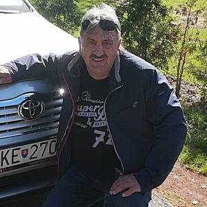 Muž 67 rokov Košice