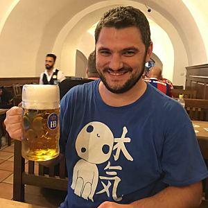 Muž 38 rokov Bratislava