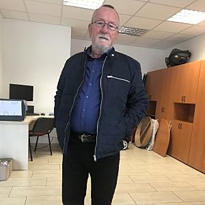 Muž 64 rokov Vrútky