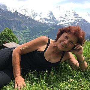 Žena 60 rokov Banská Bystrica