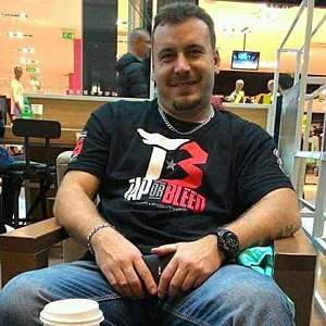 Muž 46 rokov Bratislava