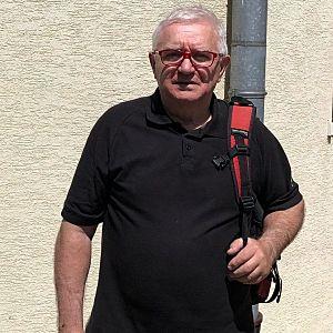 Muž 70 rokov Martin