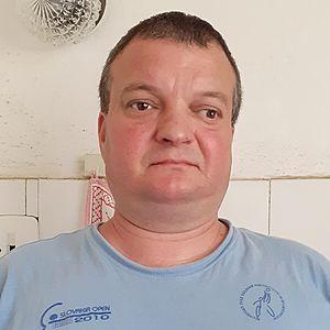 Muž 42 rokov Sliač