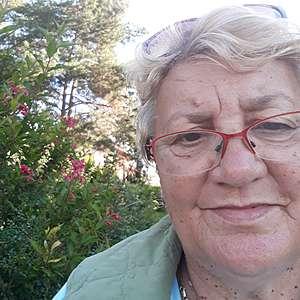 Žena 63 rokov Moldava nad Bodvou