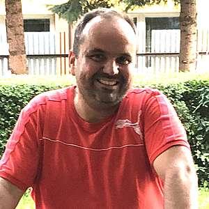 Muž 43 rokov Košice