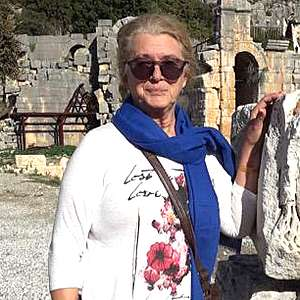 Žena 72 rokov Zvolen