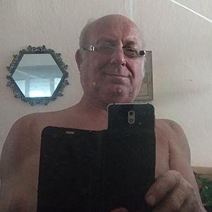 Muž 67 rokov