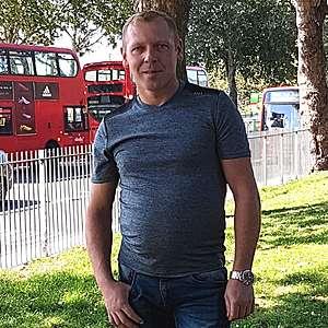 Muž 40 rokov Myjava