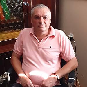 Muž 59 rokov Trebišov